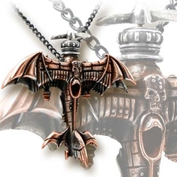 Steampunk and Gothic Necklaces