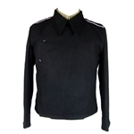 German Black Army Panzer Jacket - Wrap