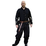Medieval Gambeson - Black
