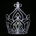 "Moroccan Court 9"" Crown 172-15178"