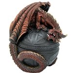 Celtic Dragon Box 10650