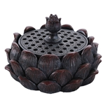 Lotus Blossom Incense Burner