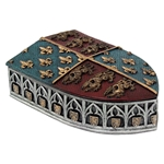 Medieval Shield Box