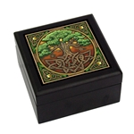 Celtic Tree of Life Box 9810