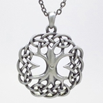 Celtic Tree Necklace
