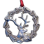 Elk Christmas Ornament 119.0382