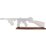 Wood Display for 1928 Thompson Commercial SMG
