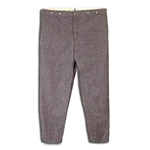 Civil War Enlisted Man's Wool Trousers 26-100920