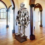 Gothic Suit of Armor 26-300018