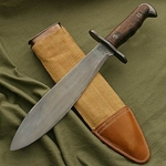 US M-1917 Bolo Knife with Scabbard 26-403245