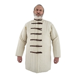 Natural Buckle Closure Gambeson, XL
