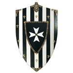 Wooden Shield of the Knights Hospitalier AG877
