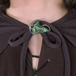 Elven Leaf Clasp - Lord of the Rings 38-19984