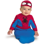 Spider-Man Bunting Infant Costume 38-69610