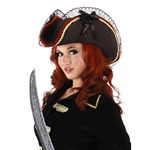 Lady Pirate Hat