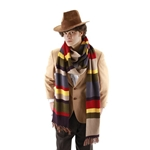 Doctor Who Fourth Doctor Scarf- 12 Foot