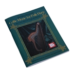 Mel Bay Celtic Music for Folk Harp 47-LHPC