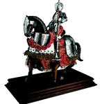 Mounted Spanish Knight of the 16th Century in Suit of Armor by Marto 56- M913