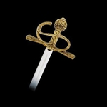 Sir Francis Drake Letter Opener by Marto