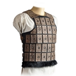 Leather Nomad Armor - Breastplate