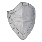 Jousting Knights Shield