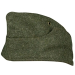 German M38 Army Overseas Side Cap - EM Enlisted - Repro