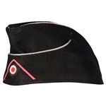 German M38 Panzer Overseas Side Cap - Officer - Repro