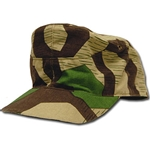 German Army WWII M43 Splinter Camo Field Cap