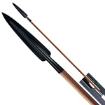 Assegai Spear with Long Shaft 95E