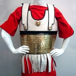 Greek Armour Scaled Brass AH-3987-B