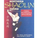 Northern Shaolin Sword Book B006R-85X