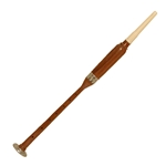 Practice Chanter, Satinwood BAGM