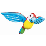 "23"" Inflatable Parrot 100-148429"