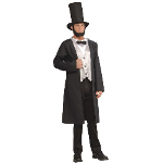 Abe Lincoln Adult Costume 100-152319