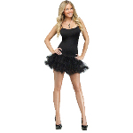 Adult Pettidress Black 100-217332