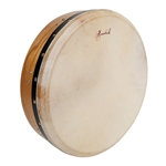 Tunable Mulberry Bodhran Cross-Bar 14 x 3.75 inches - Roosebeck