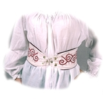 Ladies Embroidered Belt BTS-2400