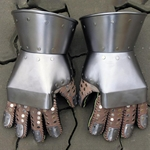 Milanese Finger Gauntlets Pair