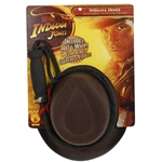 Indiana Jones Adult Costume Hat and Whip CU5272