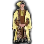Tunic Robe and Hat Set 15th Century GH0042