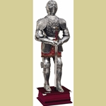 Embossed Suit of Armour Carlos V - Full Size M902