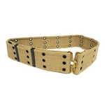 Cotton Pistol Belt Khaki MS803336-K
