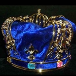 King Crown RJ11448 Blue