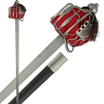 Hanwei Basket Hilt Backsword by Paul Chen SH2003