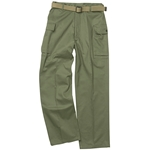 U.S. GI HBT Fatigue Pants WWII USHBTPANT
