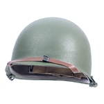 US M1 Infantry Helmet with Liner WWII Reproduction