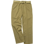US M37 OD Wool Field Trousers WWII Repro USWOOLPANTS