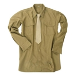 US M37 Wool Field Shirt WWII Repro