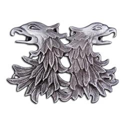 Medieval And Renaissance Store Double Griffin Head Cloak Clasp