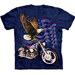 Born to Ride Adult 3X-Large T-Shirt 43-1030140